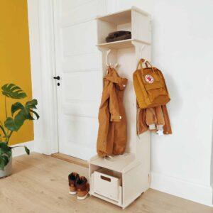 Garderobsmöbeln Bertram